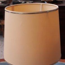 Antigüedades: LAMPARA DE CERÁMICA. Lote 244527520