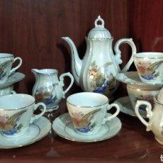 Antigüedades: JUEGO DE CAFÉ. Lote 244531305