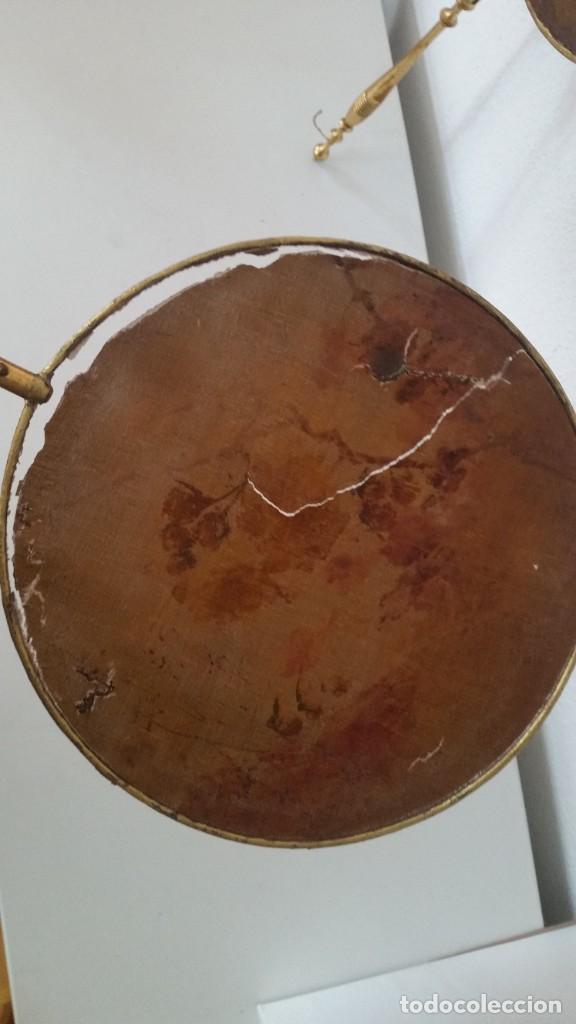 Antigüedades: DE COLECION ANTIGUIOS ABANICOS MAD CHINA HECHOS Y PINTADOS A MANO - Foto 9 - 244540545