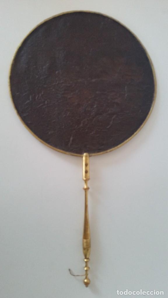 Antigüedades: DE COLECION ANTIGUIOS ABANICOS MAD CHINA HECHOS Y PINTADOS A MANO - Foto 15 - 244540545