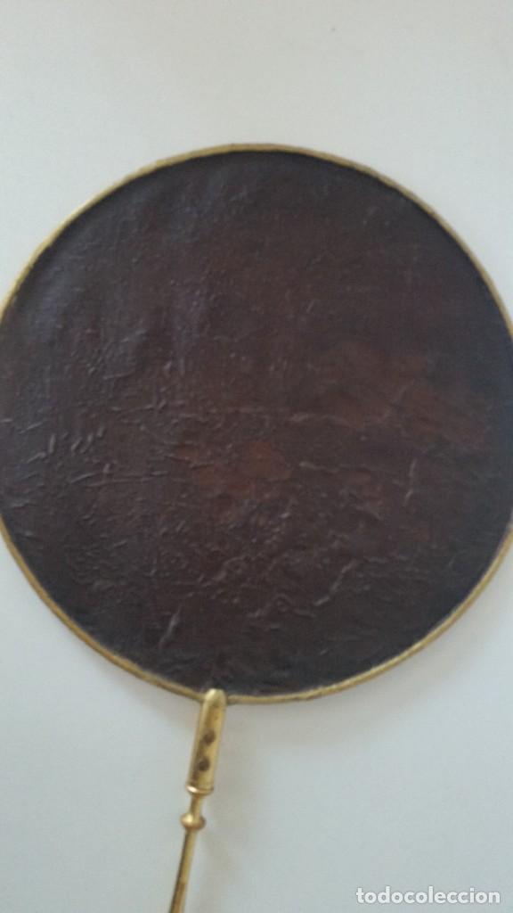 Antigüedades: DE COLECION ANTIGUIOS ABANICOS MAD CHINA HECHOS Y PINTADOS A MANO - Foto 16 - 244540545