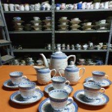 Antigüedades: JUEGO DE CAFÉ. Lote 244610415