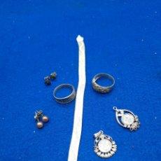 Antigüedades: VARIOS DE PLATA DE LEY CONTRASTADA 925. Lote 244632985