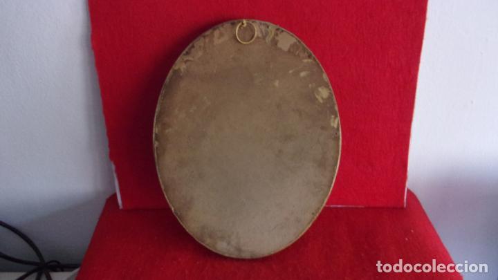 Antigüedades: marco de madera ,años 20,cambiado la foto,hay fotos demontado - Foto 5 - 244680305