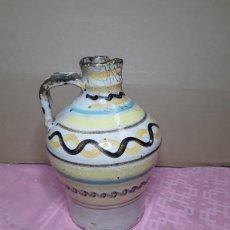 Antigüedades: JARRA DE ACEITE, ALCUZA , DE PUENTE DEL ARZOBISPO. Lote 244705820