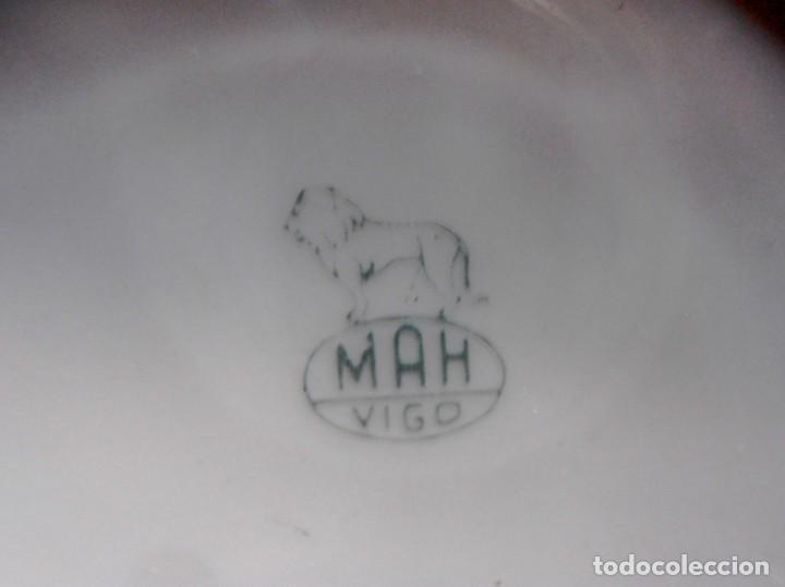 Antigüedades: JARRA DE PORCELANA SANTA CLARA, MAH - Foto 3 - 244768035