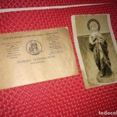 Antigüedades: LA DOLOROSA - FOTOGRAFÍA ORIGINAL ANTIGUA - AÑOS 20/30 - GOMEZ HERMANOS ( ESPAÑOLES ) - COLOMBIA. Lote 244770870