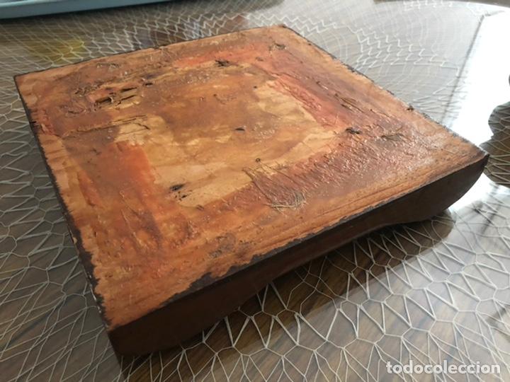 Antigüedades: Antiguos azulejos de oficios enmarcados - Foto 9 - 244807985