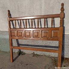 Antigüedades: CABECERO CASTELLANO. Lote 244875535