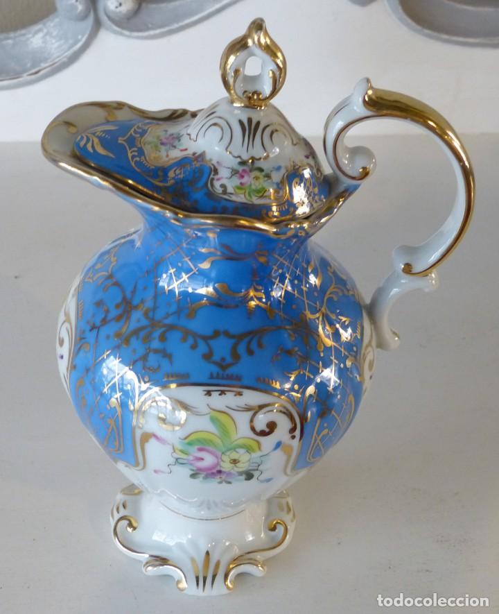 CAFETERA DE SANTA CLARA VIGO (Antigüedades - Porcelanas y Cerámicas - Santa Clara)