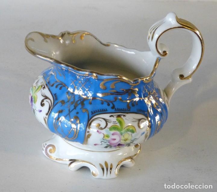 LECHERA DE SANTA CLARA DE LOS AÑOS 70 (Antigüedades - Porcelanas y Cerámicas - Santa Clara)