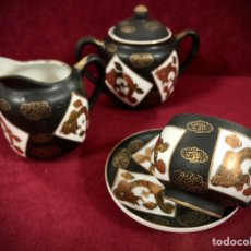 Antigüedades: JUEGO TÉ JAPONÉS. Lote 244998165