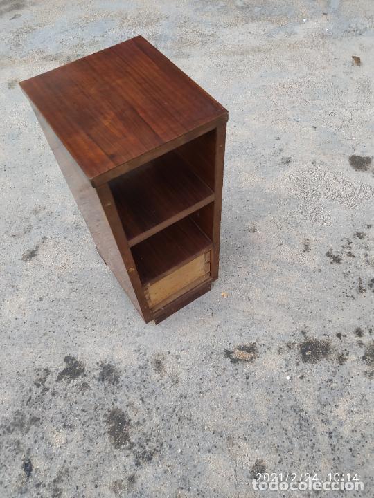 Antigüedades: Mueble estanteria art decó - Foto 4 - 245004755