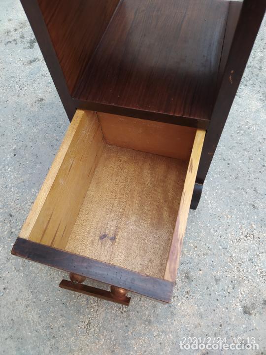 Antigüedades: Mueble estanteria art decó - Foto 5 - 245004755