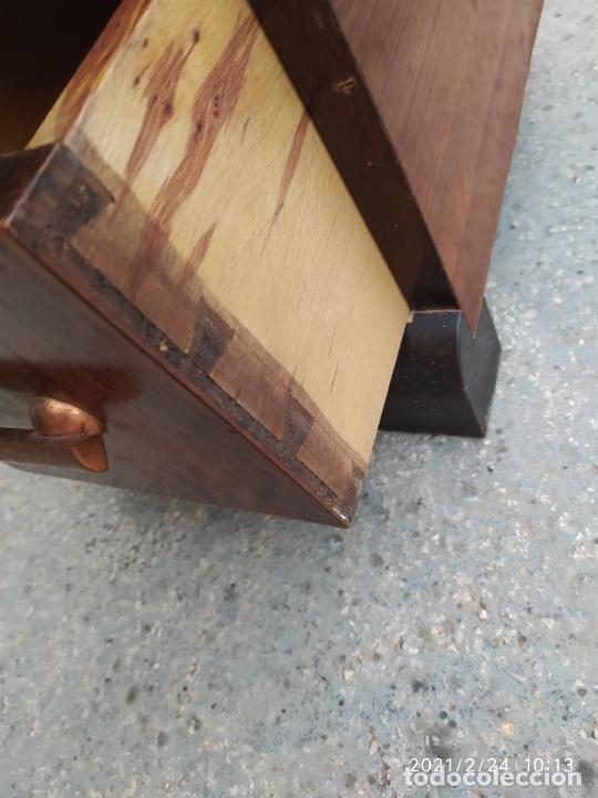 Antigüedades: Mueble estanteria art decó - Foto 7 - 245004755