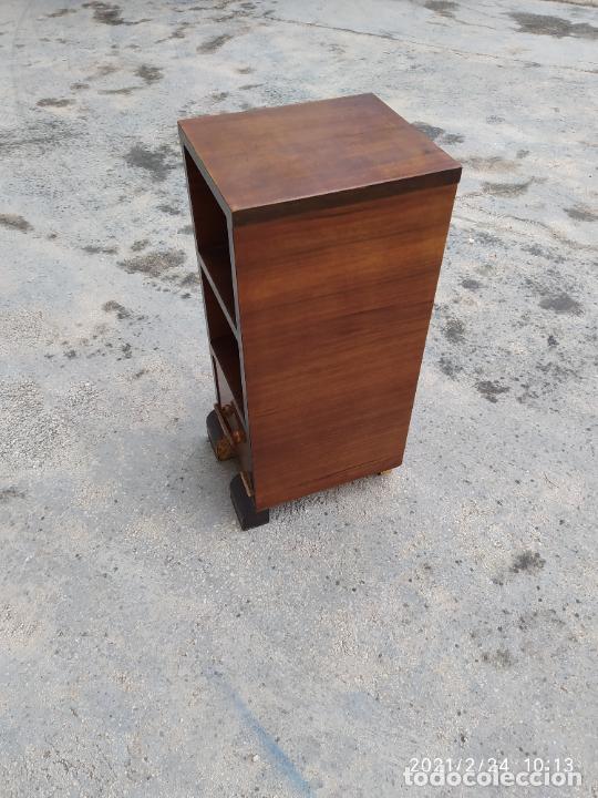 Antigüedades: Mueble estanteria art decó - Foto 9 - 245004755