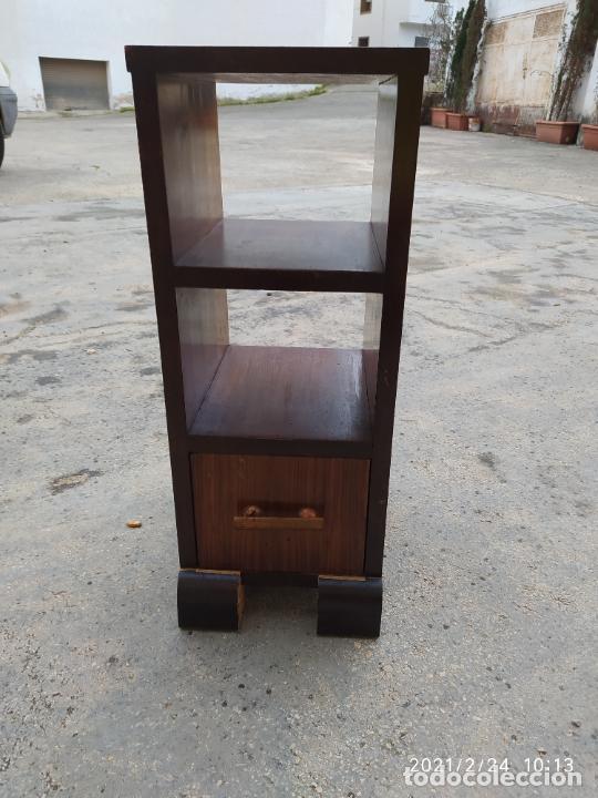 Antigüedades: Mueble estanteria art decó - Foto 10 - 245004755