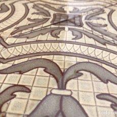 Antigüedades: AZULEJO ANTIGUO ITALIANO. Lote 245023710