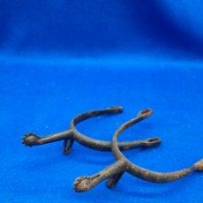 Antigüedades: ANTIGUAS ESPUELAS. Lote 245121260