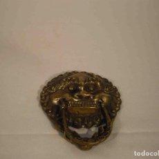 Antigüedades: ALDABA FORMA REDONDEADA. Lote 245145810