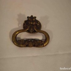 Antigüedades: ALDABA DOS DRAGONES. Lote 245146150