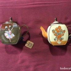 Antigüedades: TETERAS DE COLECCIÓN. Lote 245155925