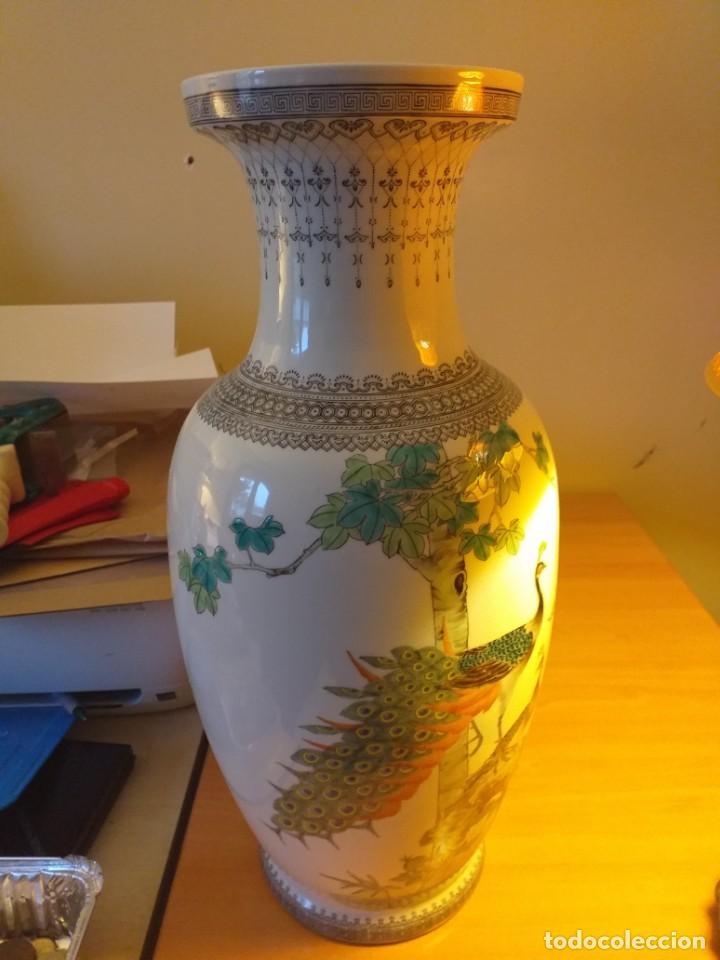 JARRON XINO (Antigüedades - Hogar y Decoración - Jarrones Antiguos)