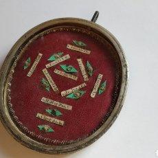 Antigüedades: GRAN RELICARIO MÚLTIPLE.. Lote 245299470