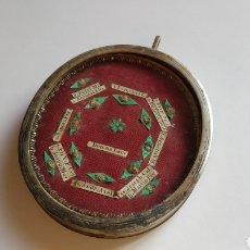 Antigüedades: GRAN RELICARIO MÚLTIPLE.. Lote 245300105