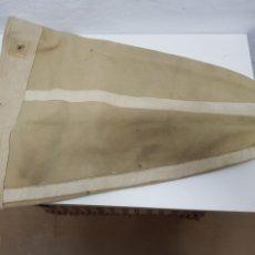 Antigüedades: MORRAL ,COMEDERO PARA CABALLOS DE PAÑO DE LANA. Lote 245306320