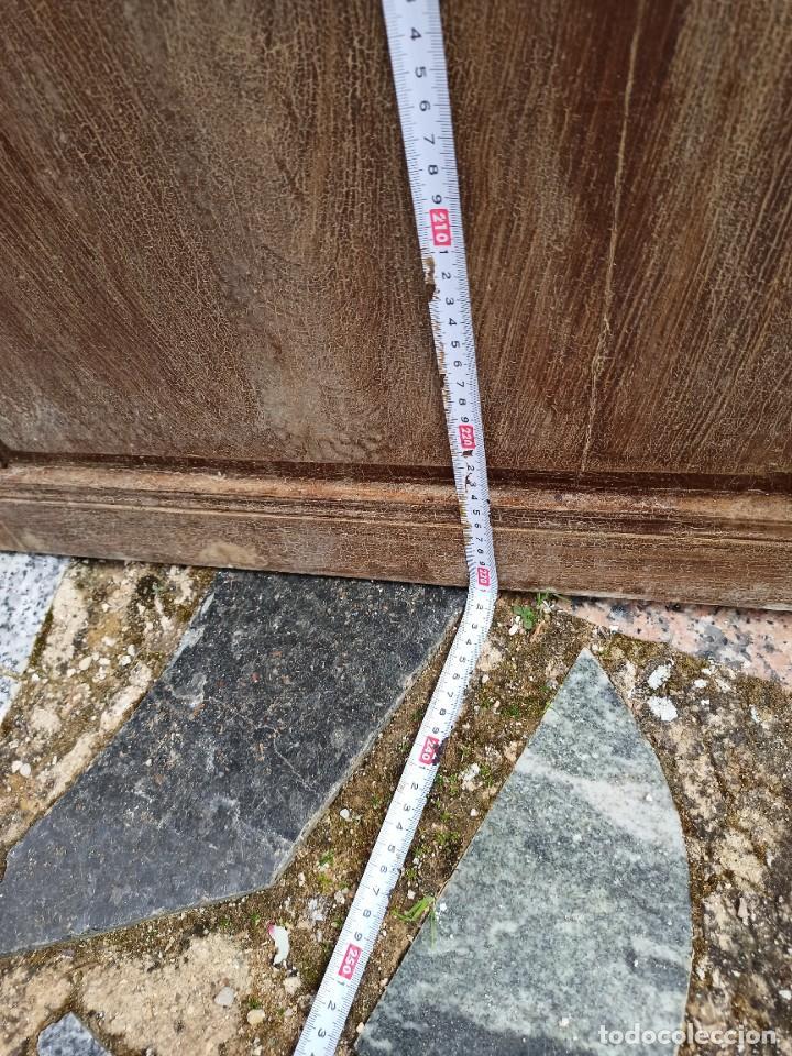 Antigüedades: Puertas antiguas de interior - Foto 3 - 245391580
