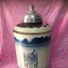 Antigüedades: HELADORA VALENCIANA ANTIGUA. Lote 245392125