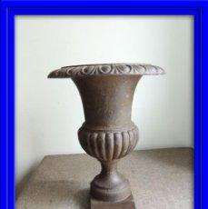 Antigüedades: COPA DE HIERRO ALTURA 40 CM. Lote 245419875