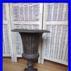 Antigüedades: COPA DE HIERRO ALTURA 56 CM.. Lote 245420135