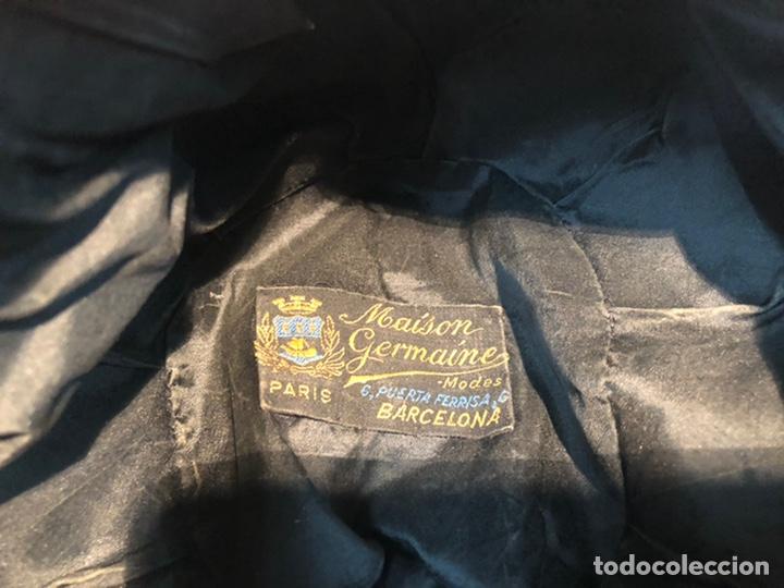 Antigüedades: LOTE DE CUATRO SOMBREROS DE MUJER PRINCIPIOS SIGLO XX. - Foto 8 - 245443730