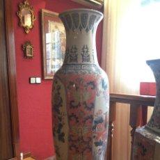 Antigüedades: JARRON CHINO 90CM. Lote 245556030