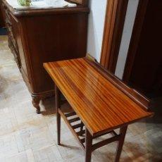Antiquités: CONSOLA VINTAGE. Lote 245569980