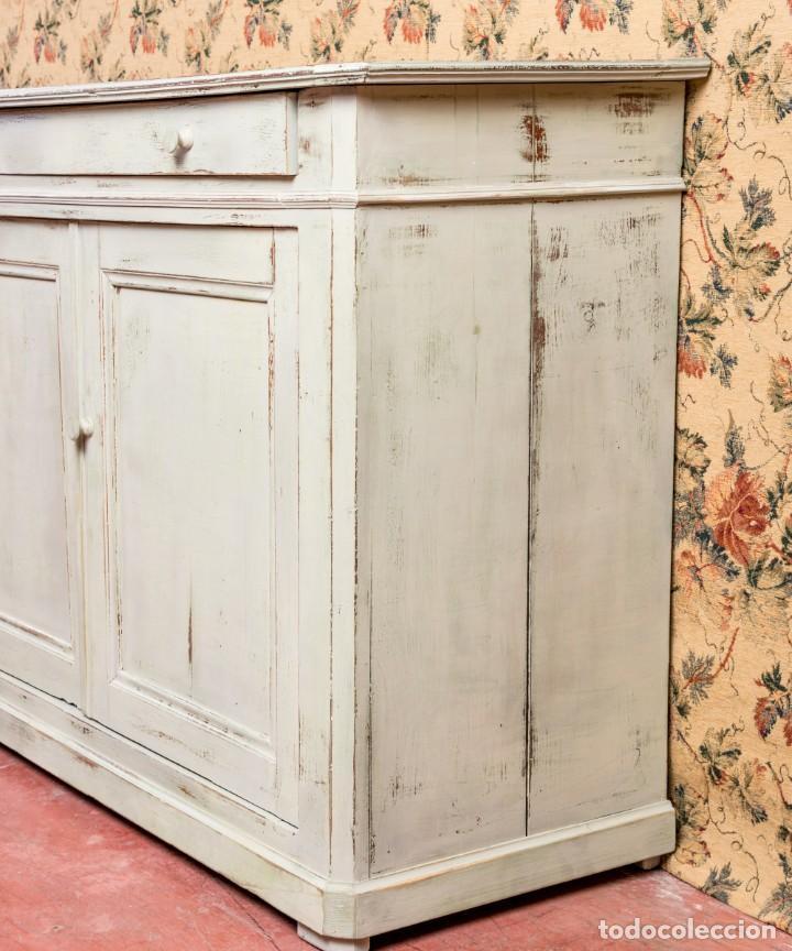 Antigüedades: Aparador Antiguo Restaurado Toussaint - Foto 11 - 245633960