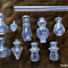 Antigüedades: LAMPARAS Y CRISTALES Y BRONCES 9. Lote 245883740