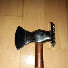 Antigüedades: MAZO ABLANDADOR/CORTADOR DE CARNE PATENTADO FRAPPE. VER DESCRIPCION. Lote 246014260