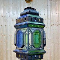 Antigüedades: FAROL GRANADINO. Lote 246025130