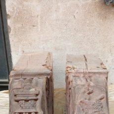Antigüedades: MÉNSULAS SIGLO XVI. Lote 246102680