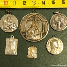 Antigüedades: LOTE DE MEDALLAS ANTIGUAS. Lote 246142110