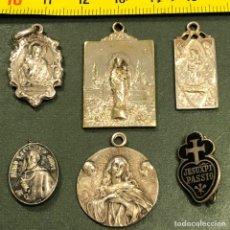 Antigüedades: LOTE MEDALLAS ANTIGUAS. Lote 246142685