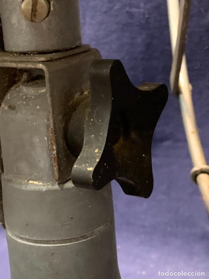 Antigüedades: GRAN VENTILADOR LIMIT ENGLAND METAL PPIO S XX 53 X 41 CMS - Foto 20 - 246274155