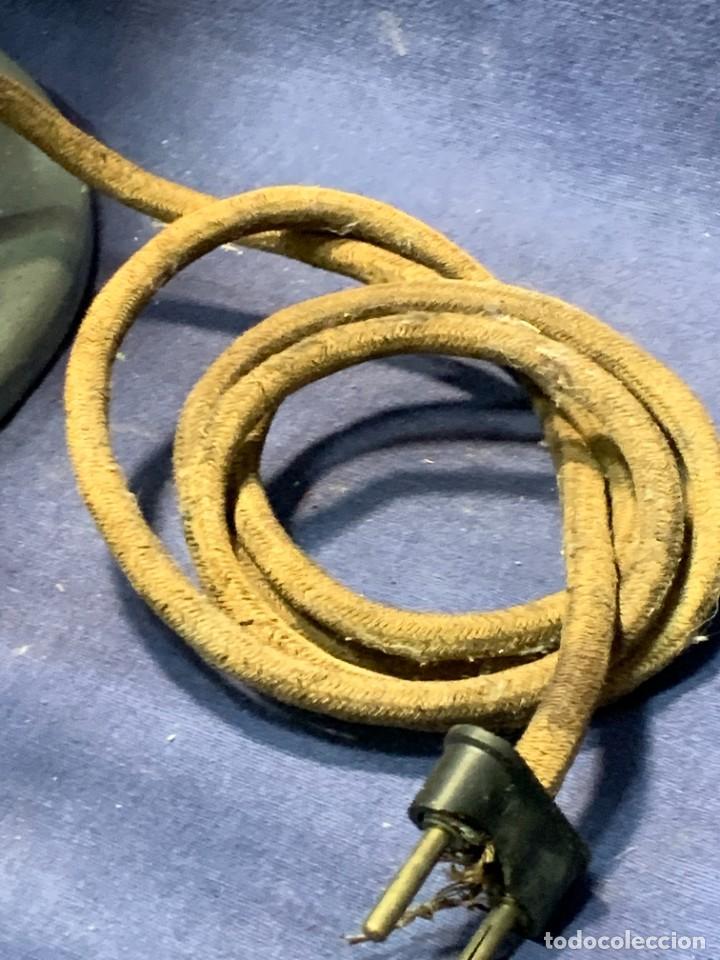 Antigüedades: GRAN VENTILADOR LIMIT ENGLAND METAL PPIO S XX 53 X 41 CMS - Foto 26 - 246274155