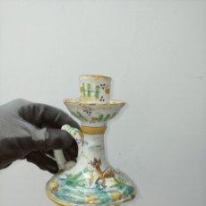 Antigüedades: CANDIL S.XIX PUENTE ARZOBISPO /148/. Lote 246431320