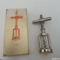 Antigüedades: SACACORCHO DAS ZEICHEN FÜR WERTARBEIT. Lote 246495930