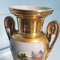 Antigüedades: JARRON FRANCES EL VIEJO PARIS. Lote 246499225