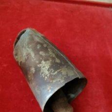 Antiquités: ANTIGUO CENCERRO 10,5CM. BADAJO ORIGINAL. Lote 246531180
